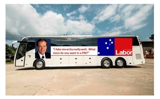 shorten bus frame