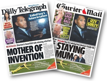 080519 front pages