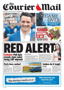 courier mail - red alert.jpg