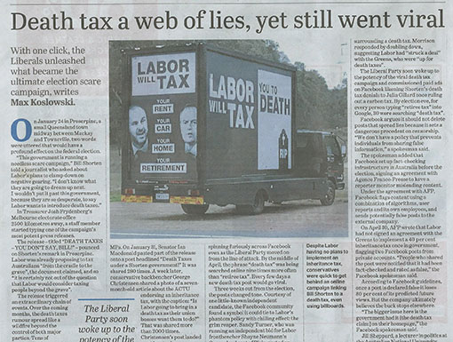 death tax lies - net