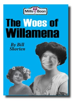 the woes of willamena - net