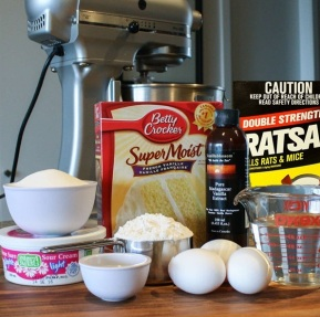 abbott cake ingredients