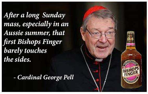 bishops finger panel FOUR - net