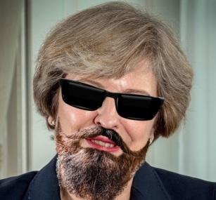 theresmay beard