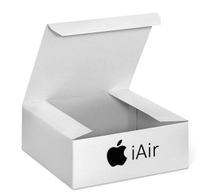 apple air box