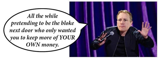 probyn as comedian panel 10 - net