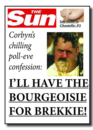 uk election day papers - the sun - net.jpg