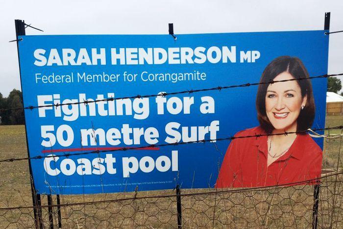 henderson pool banner