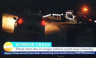 car crash chinchilla - net