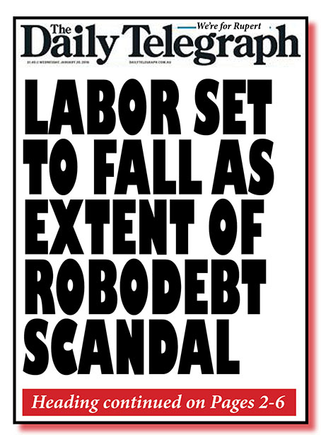 the daily telegraph on robotdeb - net