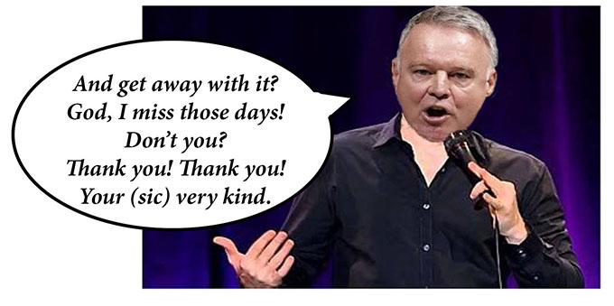 joel fitzgibbon comedian panel 2 - net